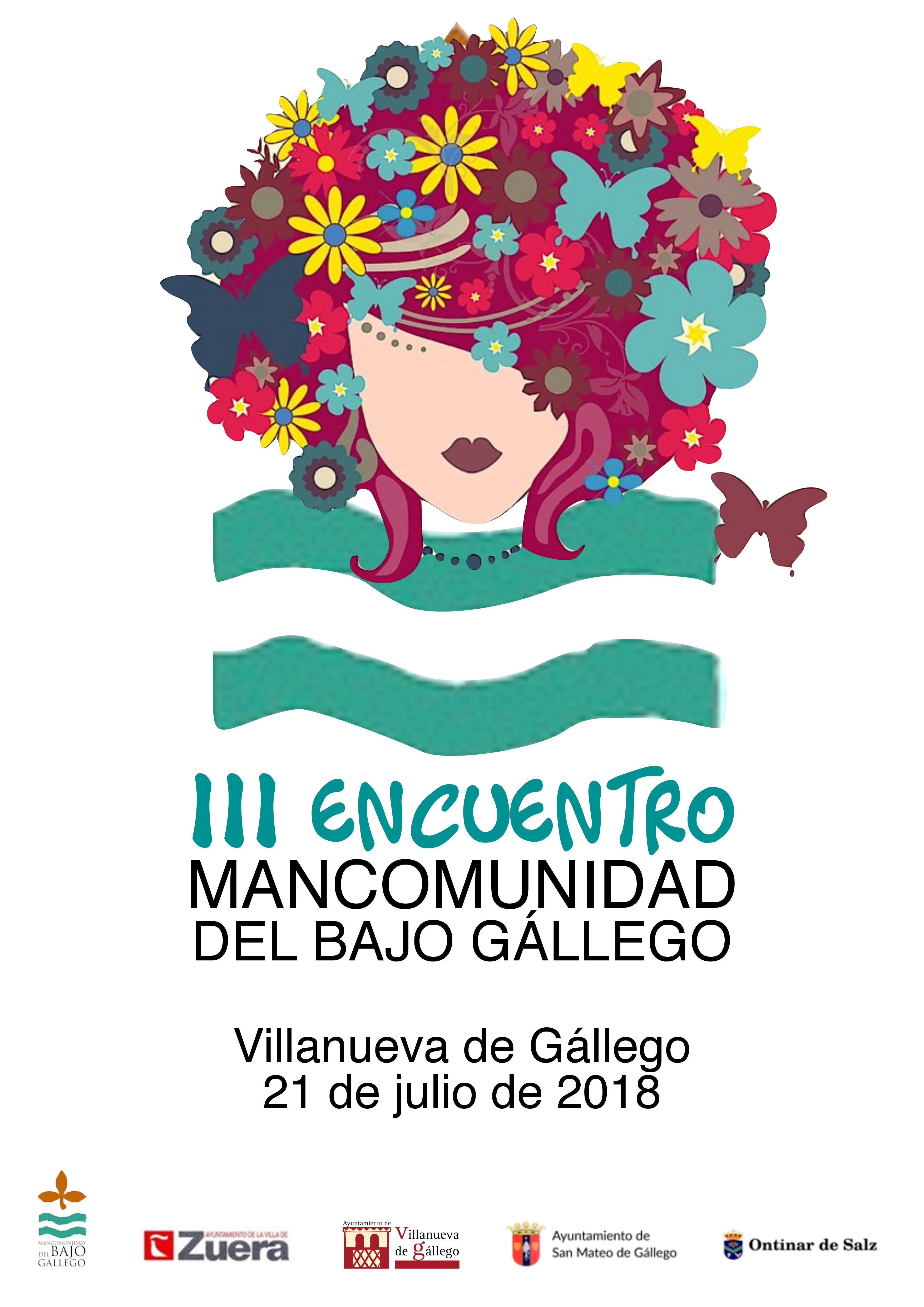 III Encuentro Mancomunidad Bajo Gallego